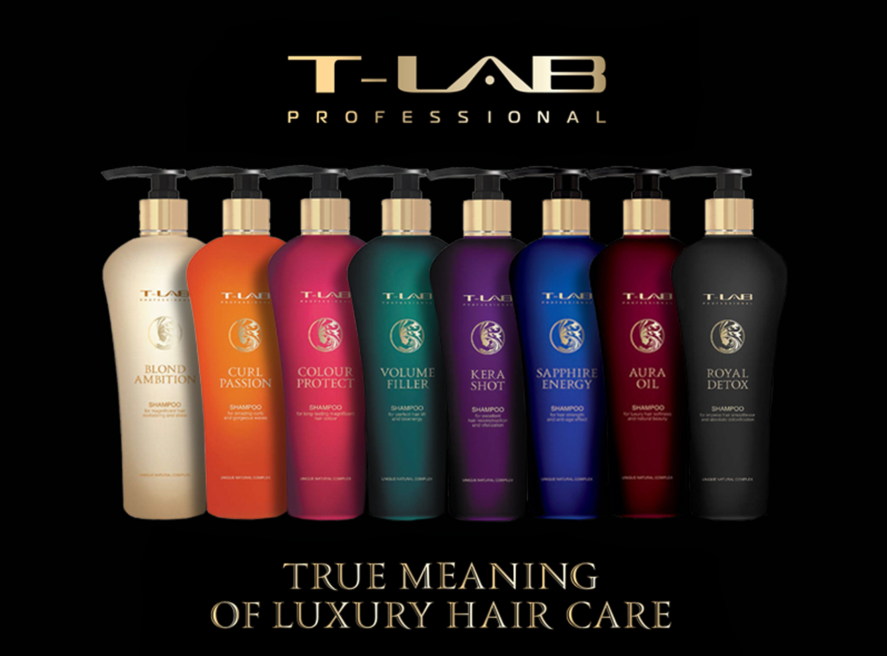T LAB Products Photo